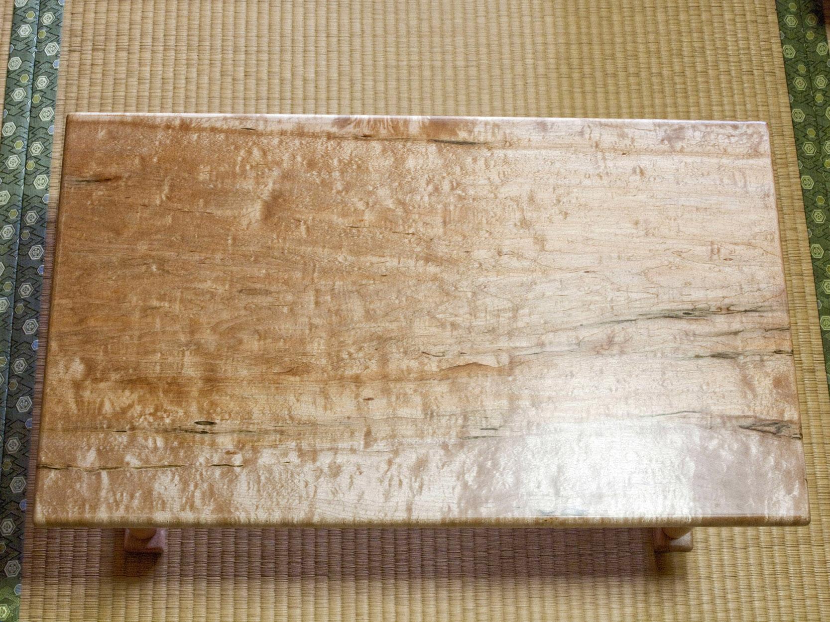 楓文机の甲板の画像